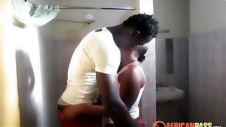 Real African Amateur Black Couple